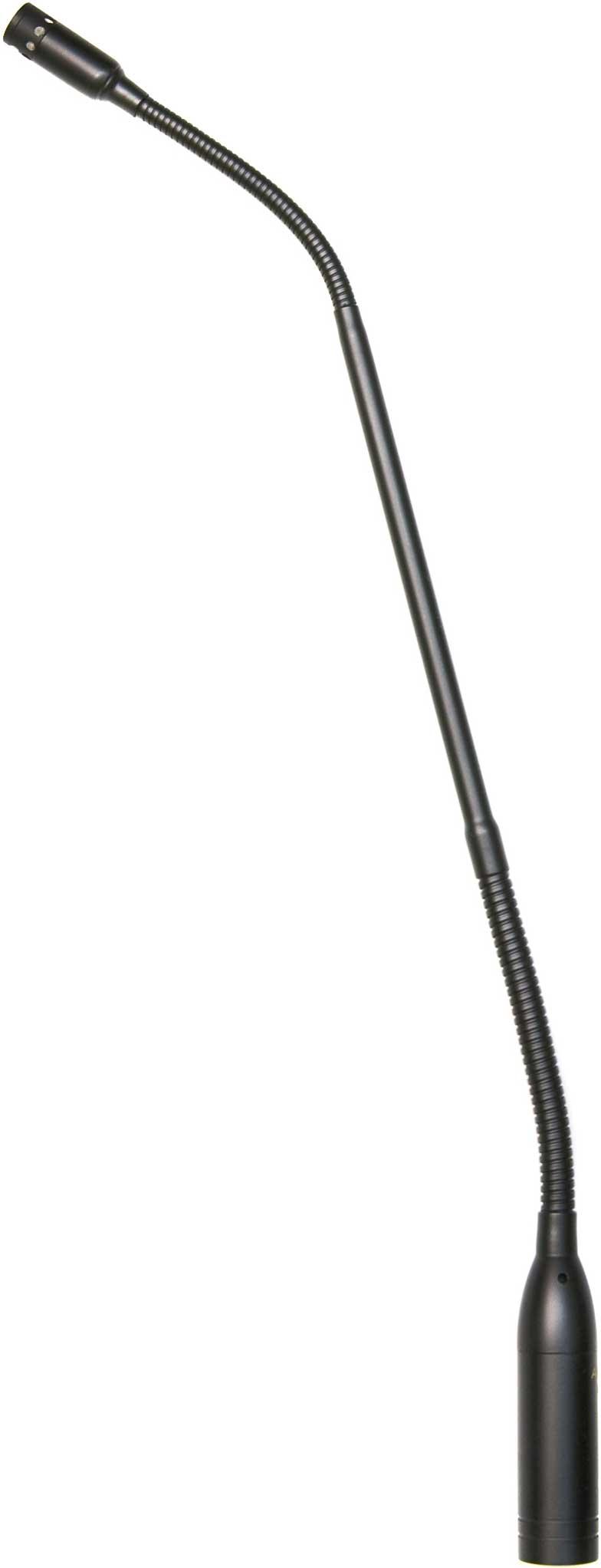 """Gooseneck Microphone, 12"""", Hypercardioid, Condenser"""