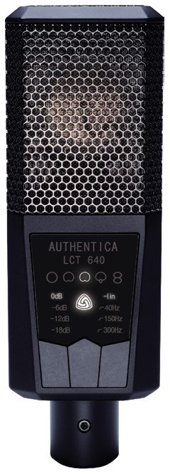 Authentica Series Multi-Pattern Condenser Microphone