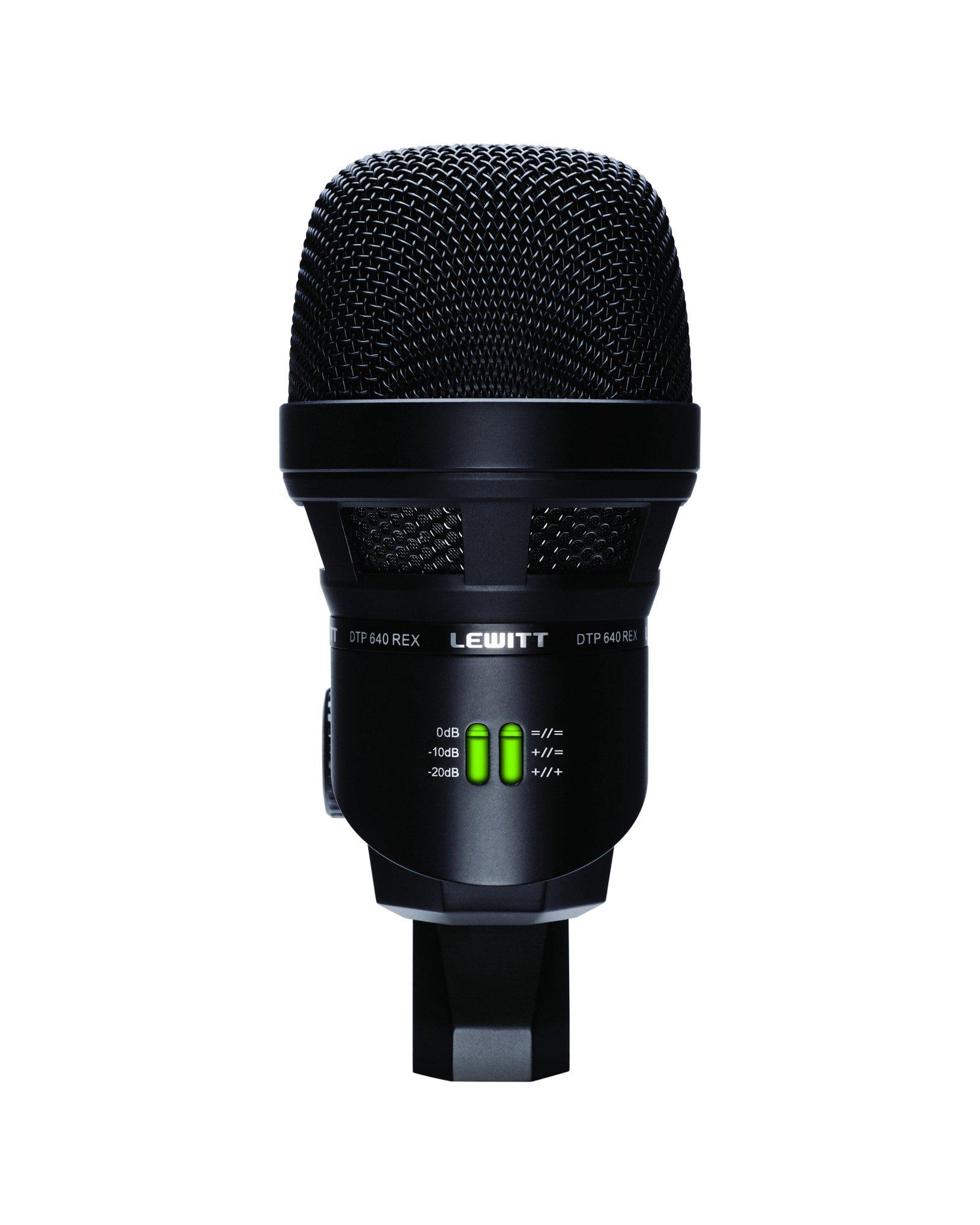 Dual Element Kick Drum Microphone