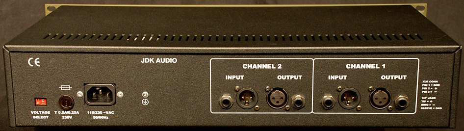Compressor, Dual Channel
