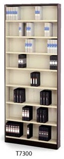 "3/4"" Mini Cassette Storage Shelving"