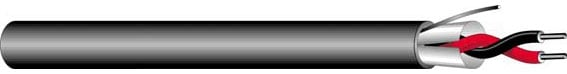 Data Cable, 20 gauge, 1 pair ,Plenum, 1000`