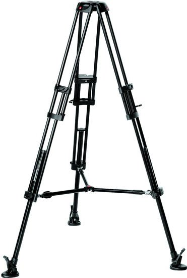 Manfrotto 546B Pro Video Tripod (with Mid Spreader) 546B
