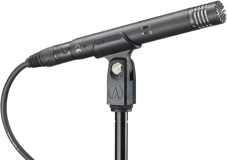 Small Diaphragm Condenser Microphone, Cardioid