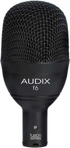 Dynamic Kick Drum Microphone, Hypercardioid