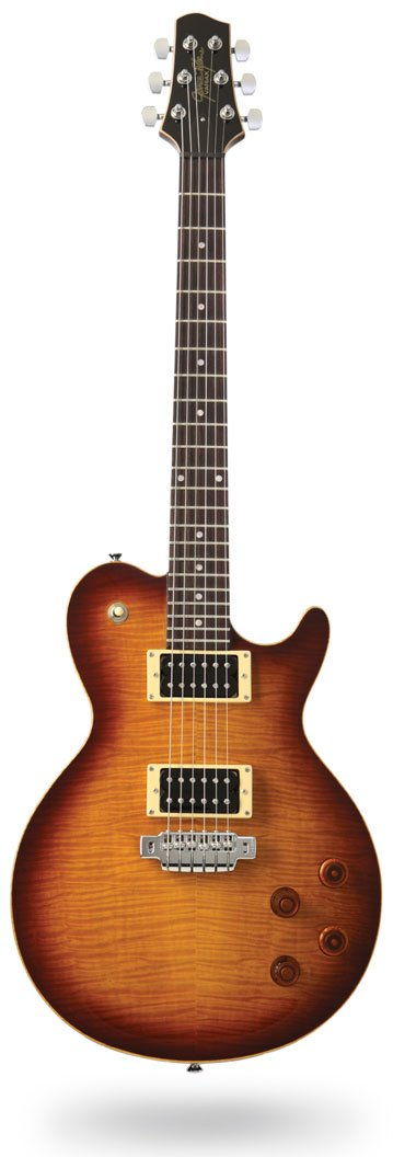 Line 6 Variax JTV-59 James Tyler Single-Cutaway Guitar with Dual PAF Pickups JTV-59