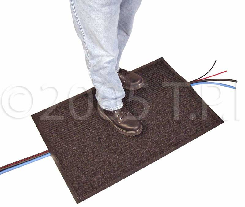 """Cable Cross-Over Mat 24""""x36"""""""
