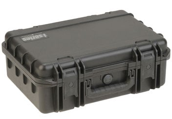 """MIL-STD Waterproof Case, 6"""" Deep, Empty"""