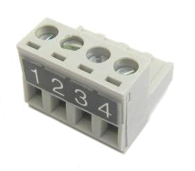 Phoenix Connector for Control 24CT, 26C, and 26CT