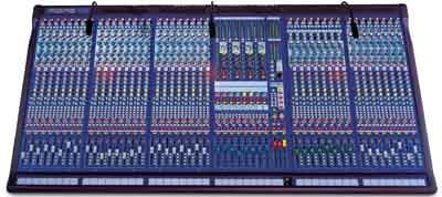 40 Channel Mixing Console - Install Package