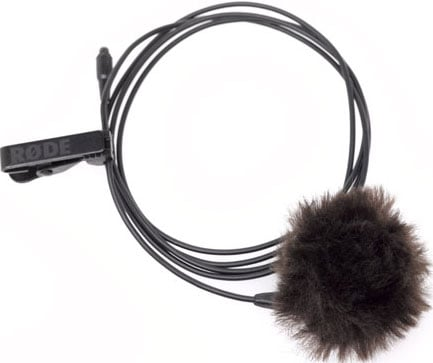 Pinmic Wearable Microphone (Black)