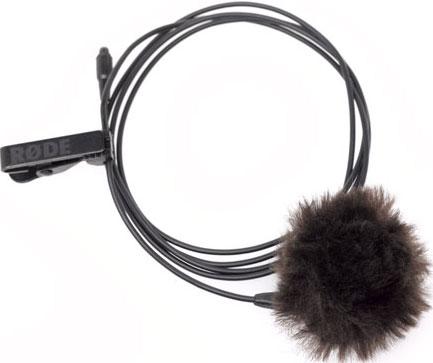 Pinmic Wearable Microphone (Black)