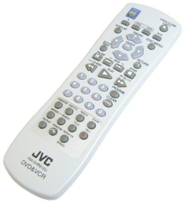 JVC DVD Player Remote