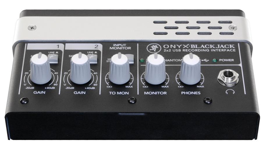 Onyx 2x2 USB Recording Interface