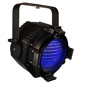 Spectra Par 100, LED, Black