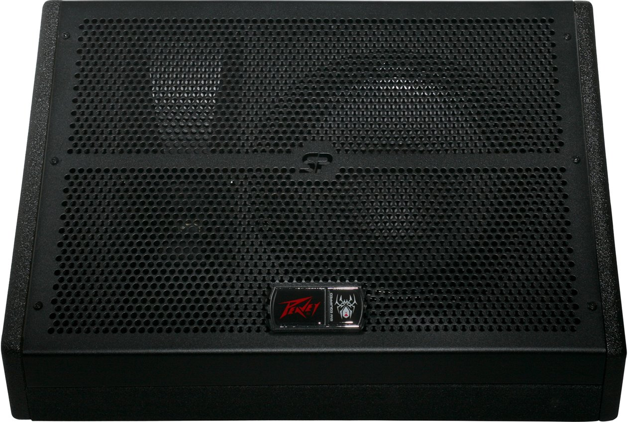 """Peavey SP15M Two-Way Floor Monitor with 15"""" Woofer SP15M"""