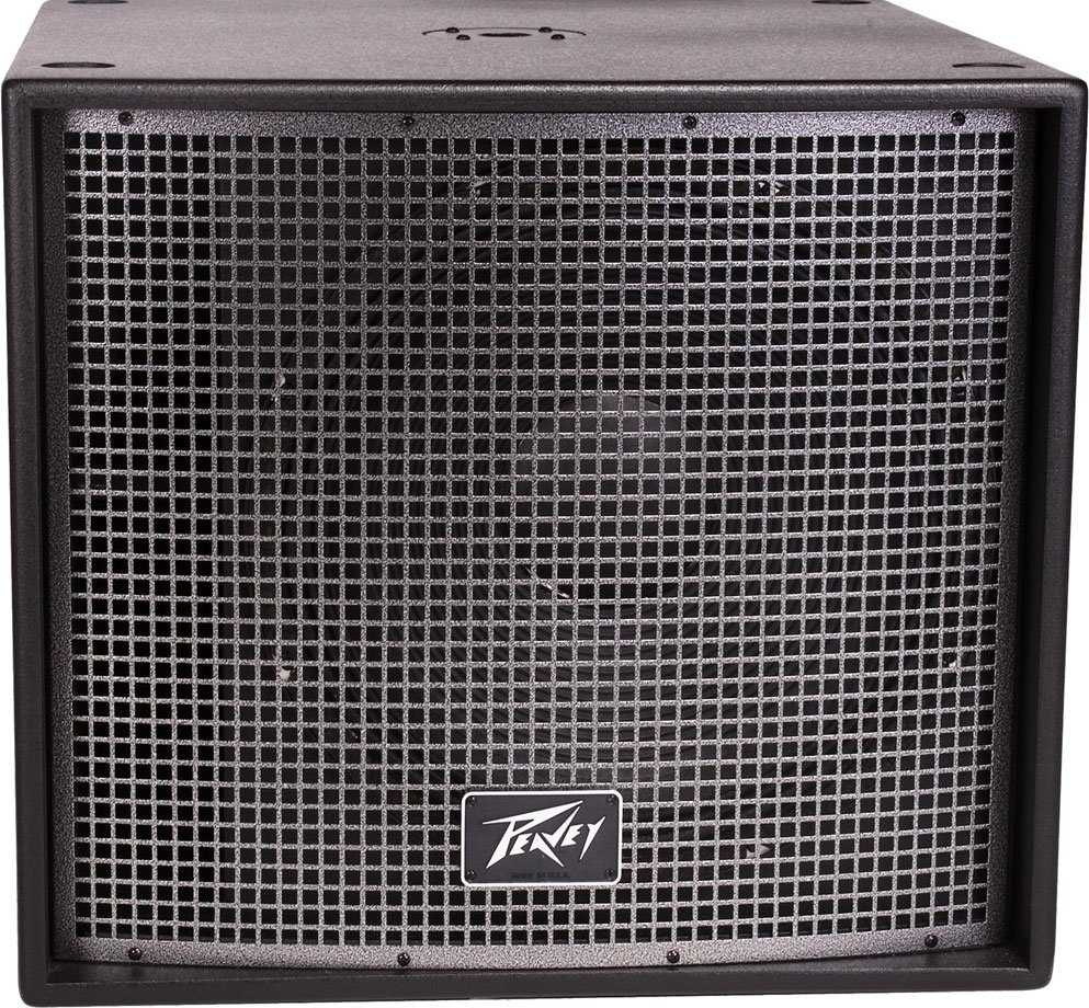 "Peavey VERSARRAY-118-BLACK 18"" Versarray Series Subwoofer VERSARRAY-118-BLACK"