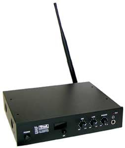 Wireless Transmitter Base Station for ALD-40 Assistive Listening System