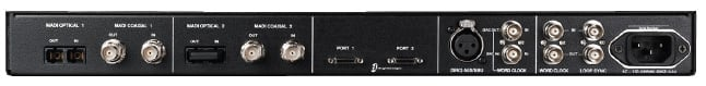 All-Digital 64-Channel MADI I/O Pro Tools|HD Interface