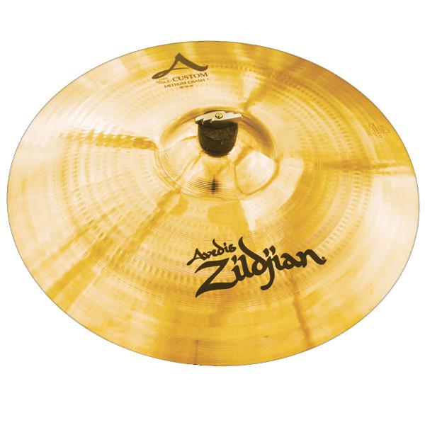 "Zildjian A20828 18"" A Custom Medium Crash A20828"