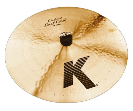 "16"" K Custom Dark Crash Cymbal"