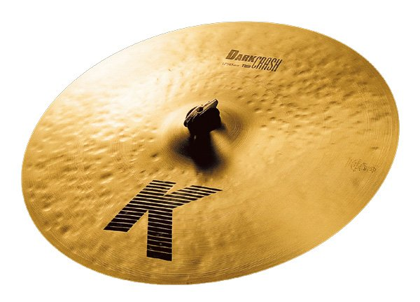 "17"" K Series Dark Crash Thin Cymbal"