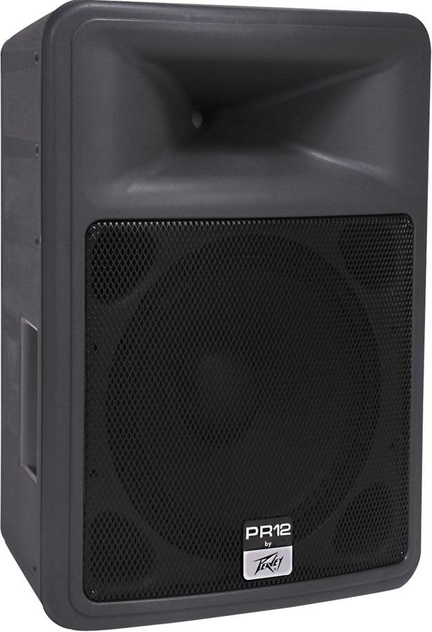 "PR Series Portable 2-Way Speaker with 12"" Woofer"