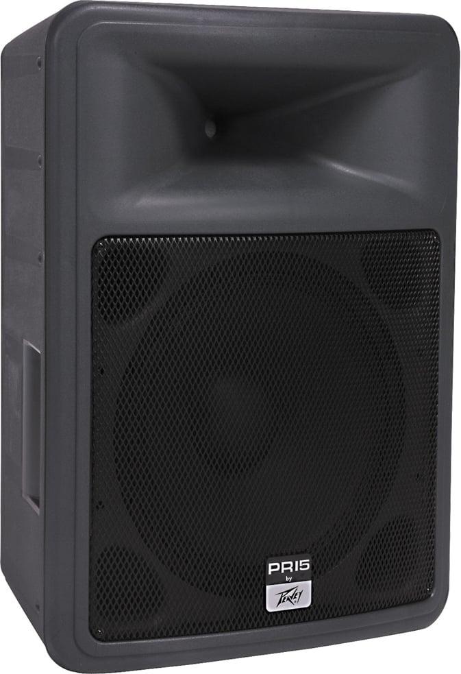 "PR Series Portable 2-Way Speaker with 15"" Woofer"