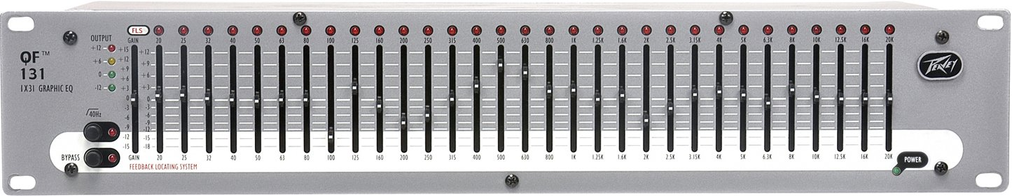 31-Band Graphic Equalizer