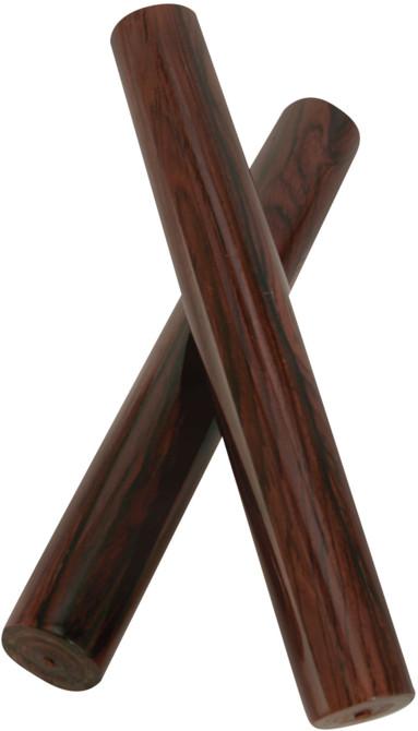 Grenadilla Wood Claves