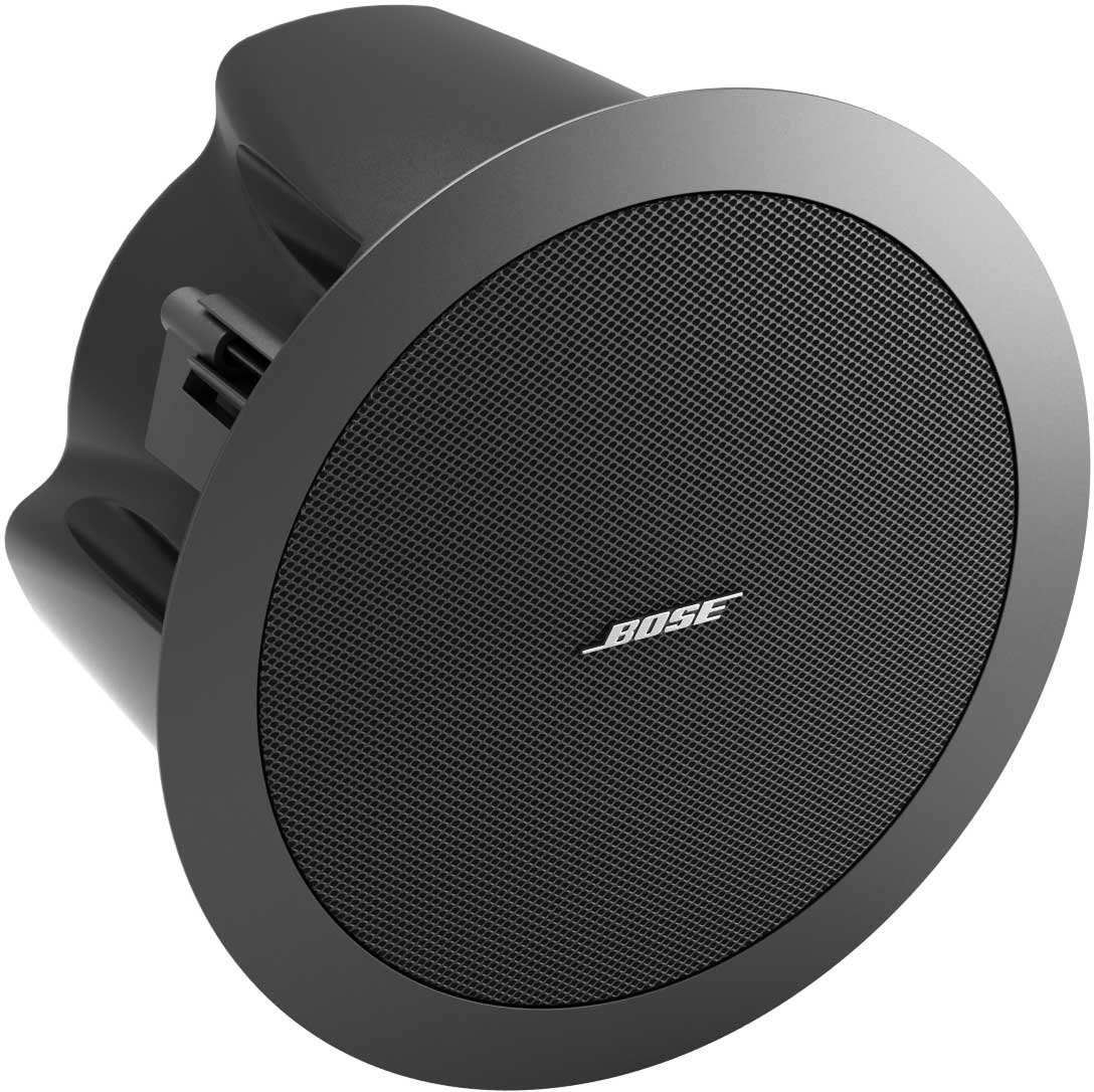 bose ds 16f freespace ceiling loudspeaker multi tap transformer 16w 8 ohms black full compass. Black Bedroom Furniture Sets. Home Design Ideas