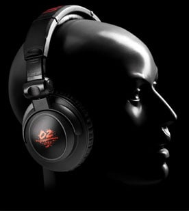 Closed-Back DJ Headphones