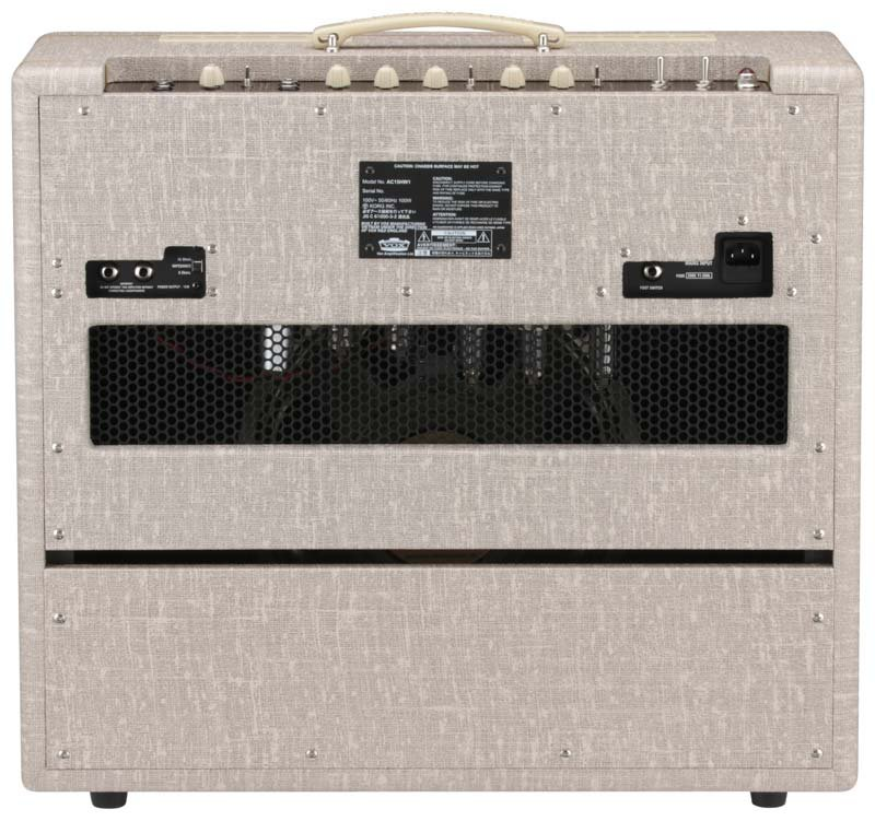 "15W Hand-Wired Combo 1x12"" Guitar Amp with Celestion G12M Greenback Speaker"