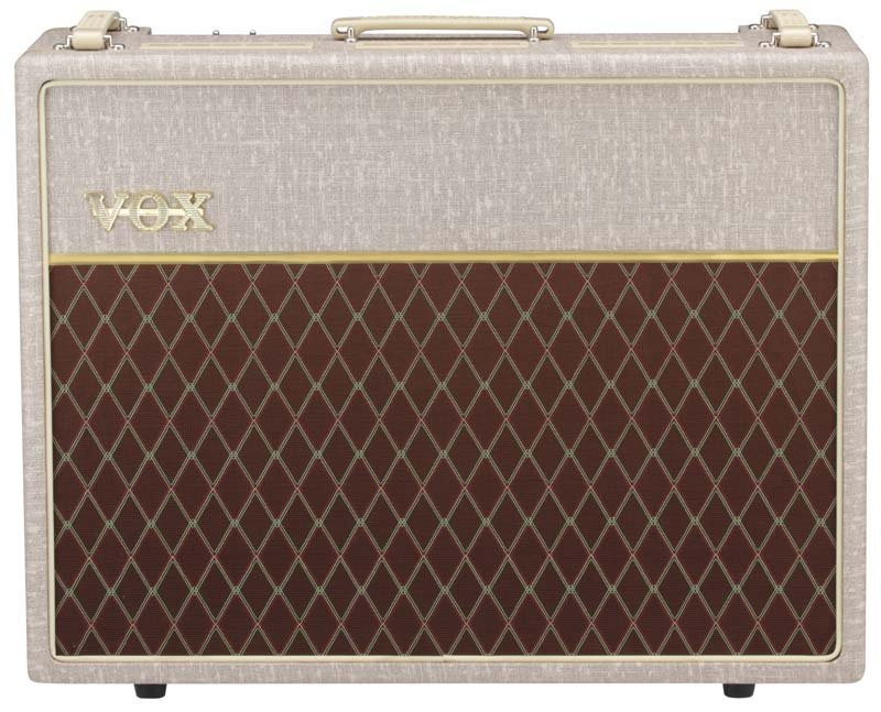 """30W 2x12"""" Tube Guitar Combo Amplifier with Celestion Alnico Blue Speakers"""