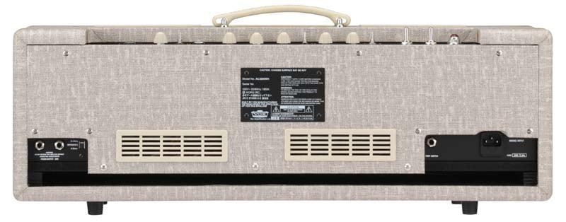 30W Handwired Tube Guitar Amplifier Head in White