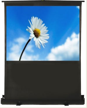 "4:3 Portable Pneumatic Screen - 48"" x 64"""