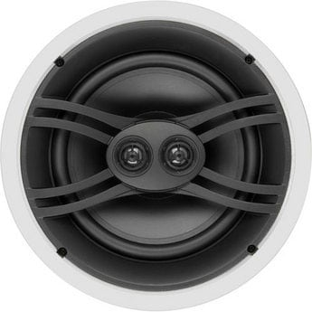 Ceiling Speaker System, 3-Way, PAIR