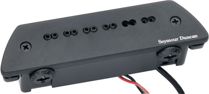Soundhole Pickup, Magnetic/Microphone