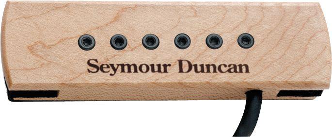 Seymour Duncan WOODY-XL Soundhole Pickup Soundhole Pickup, Stacked Hum Canceling WOODY-XL