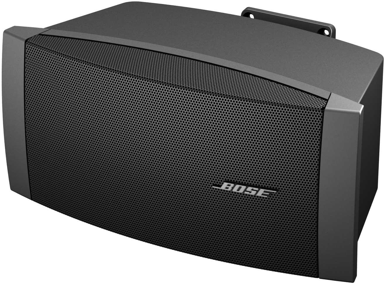 "FreeSpace Indoor/Outdoor Commercial Loudspeaker, Multi-Tap Transformer, 5.25"", 100W @ 8 Ohms, Black"