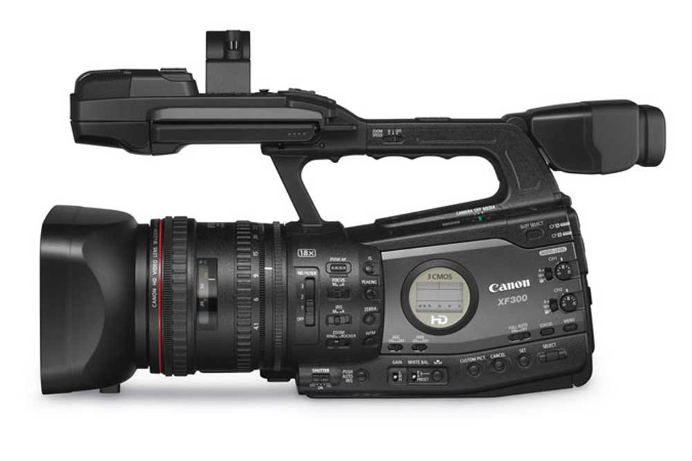 Professional HD Camcorder
