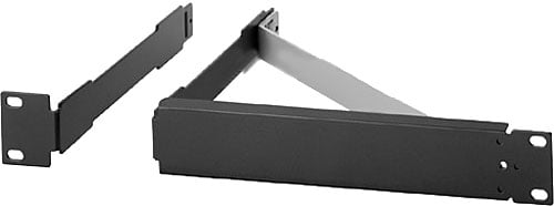 Rack-Mount Kit for One Toa WT-4800 or WT-4820, Black (1U)
