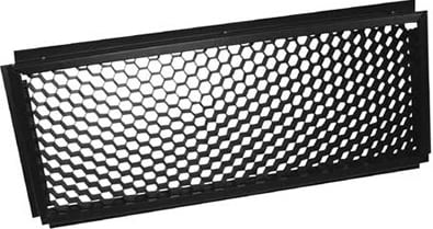 Egg Crate Louver for ColorBlast12 Black, Wet & Damp