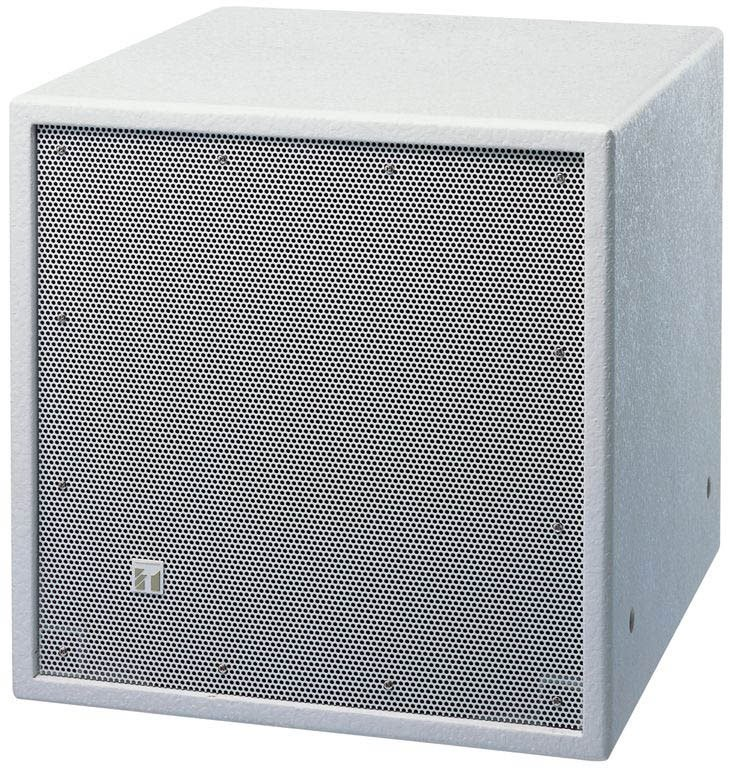 """Subwoofer 12"""" 600W 8 ohm Subwoofer in White"""