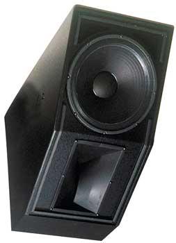 """2-way Loudspeaker, 15"""" (black)"""