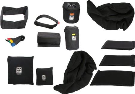 DSLR Organizer (Black, Red)