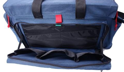 DSLR Organizer (Blue, Beige)