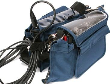 Gangable Audio Case for Sound Devices' 442, 552