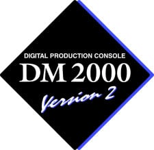 Software Upgrade for DM2000 V2