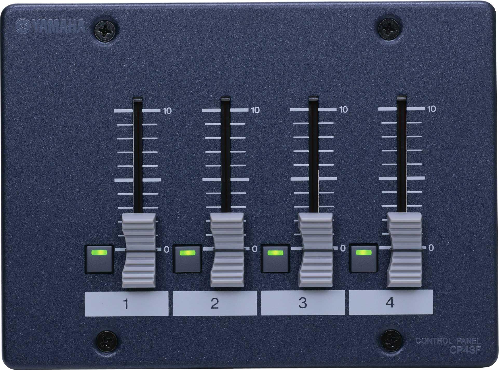 Passive Control Panel DME24N/64N4
